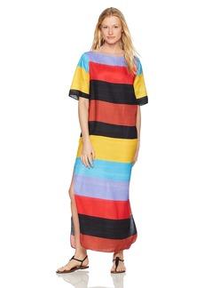 Mara Hoffman Women's Olivia Long Tunic Dress Cover up