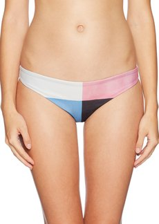 Mara Hoffman Women's Ombra Saylor Basic Swimsuit Bikini Bottom  S