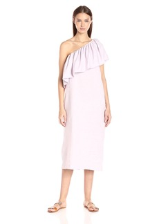 Mara Hoffman Women's One Shoulder Midi Dress