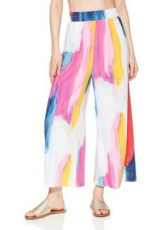 Mara Hoffman Women's Paloma High Waisted Cover up Pant