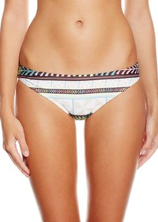 Mara Hoffman Women's Pinwheel Classic Bikini Bottom