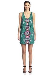 Mara Hoffman Women's Pleated Shift Dress  XS