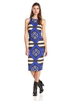 Mara Hoffman Women's Printed Sleeveless Midi Dress