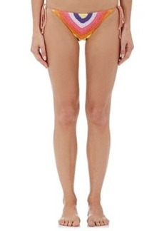 Mara Hoffman Women's Prismatic String Bikini Bottom