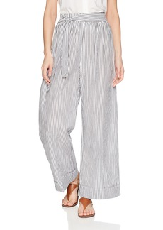 Mara Hoffman Women's Sasha Tie Front Cover Up Pant