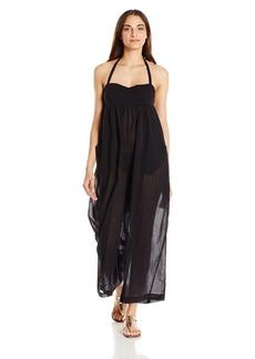 Mara Hoffman Women's Scoop Neck Cover up Jumpsuit