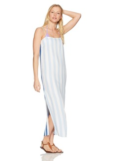 Mara Hoffman Women's Sena Boater Stripe Maxi Dress Cover-up  M