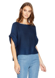 Mara Hoffman Women's Margaret Short Sleeve Sweater