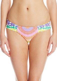 Mara Hoffman Women's Side Ruched Bikini Bottom