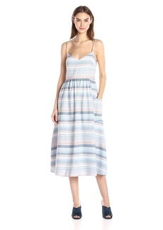 Mara Hoffman Women's Spaghetti Midi Dress