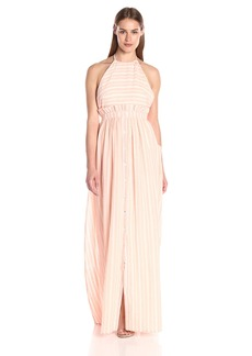 Mara Hoffman Women's Stripe Halter Dress