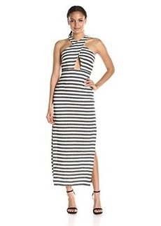 Mara Hoffman Women's Stripe Jacquard Maxi Dress