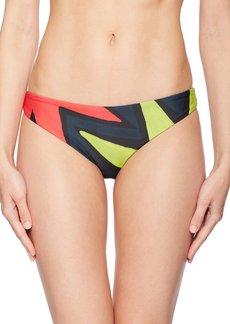 Mara Hoffman Women's Superstar Classic Bikini Bottom  L