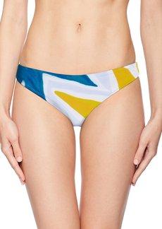 Mara Hoffman Women's Superstar Classic Bikini Bottom  S