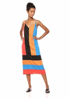Mara Hoffman Women's Tallulah Spaghetti Strap Midi Dress