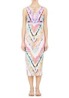 Mara Hoffman Women's Tie-Back Midi-Dress