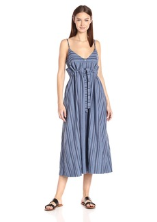 Mara Hoffman Women's Tie Waist Midi Dress