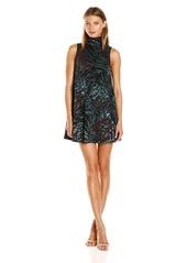 Mara Hoffman Women's Turleneck Swing Dress