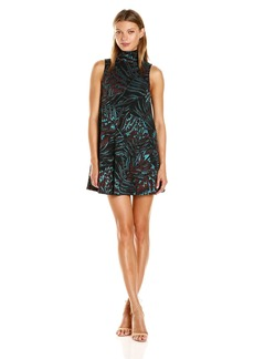 Mara Hoffman Women's Turleneck Swing Dress