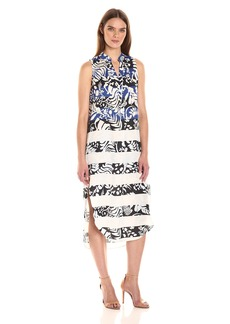 Mara Hoffman Women's Verbena Shirt Dress  L