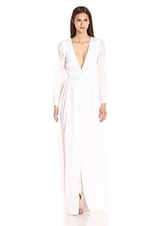 Mara Hoffman Women's Wheatfield Embroidery Maxi Dress