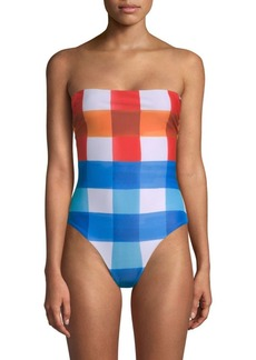 Mara Hoffman One-Piece Olympia Swimsuit