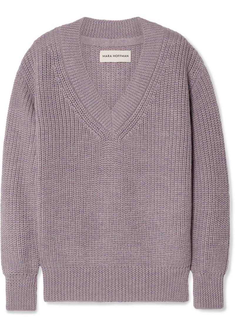 Mara Hoffman Revel Alpaca Sweater