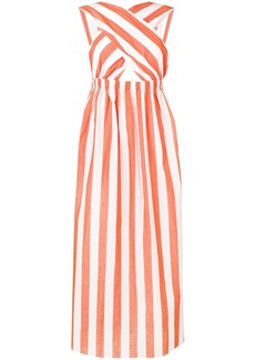 Mara Hoffman Rosario striped dress