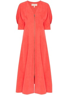 Mara Hoffman Sophie puff-sleeve dress