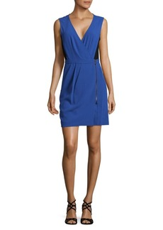 Marc by Marc Jacobs Anya Crepe Sheath Dress