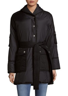 Marc by Marc Jacobs Blanket Puffer Coat
