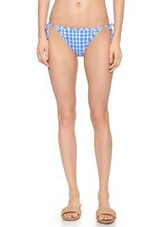 Marc by Marc Jacobs Clem Side Tie Bikini Bottoms