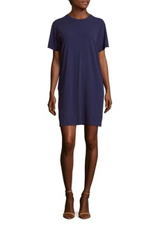Marc by Marc Jacobs Cotton Short-Sleeve Shift Dress