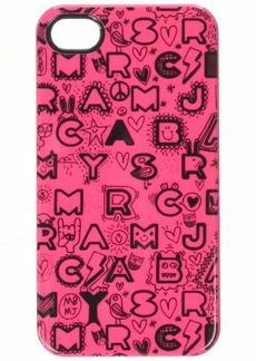Marc by Marc Jacobs Women's Dreamy Graffiti Phone Case