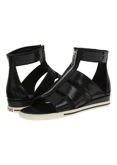 Marc by Marc Jacobs Gia Front Zip Sandal