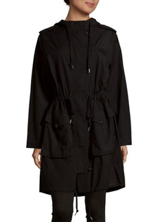 Marc by Marc Jacobs Hooded Parka Coat