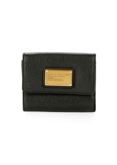 Marc by Marc Jacobs Leather Billfold Wallet