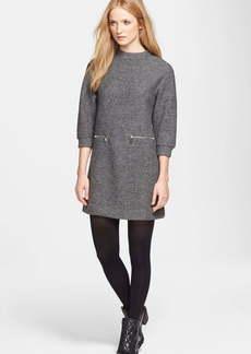 MARC BY MARC JACOBS 'Liya' Metallic Tunic Dress