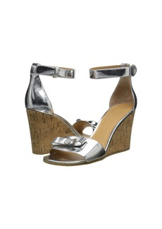 Marc by Marc Jacobs Logo Disc Wedge Sandal