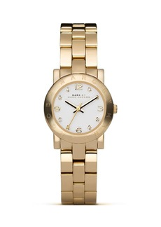 MARC BY MARC JACOBS Mini Amy Gold Watch, 26mm