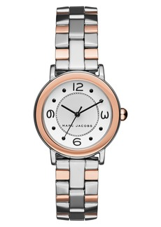 MARC BY MARC JACOBS Riley Bracelet Watch, 28mm