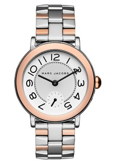 MARC BY MARC JACOBS Riley Bracelet Watch, 36mm