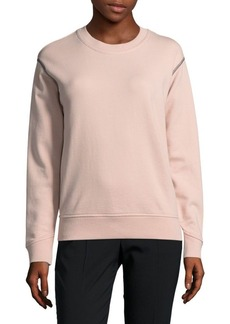 Marc by Marc Jacobs Solid Cotton Pullover