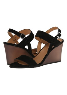 Marc by Marc Jacobs Suede Wedge Sandals