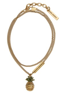 MARC BY MARC JACOBS Tropical Charm Necklace