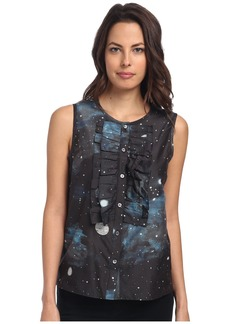 Marc by Marc Jacobs Women's Stargazer Voile Top  MD