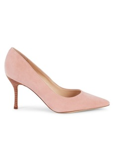 Marc Fisher Carter Suede Pumps