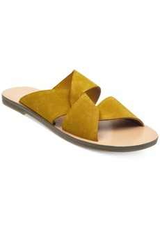 Marc Fisher Bomie Knot Flat Sandals Women's Shoes