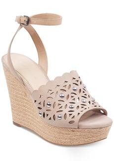Marc Fisher Hata Platform Wedge Sandals Women's Shoes