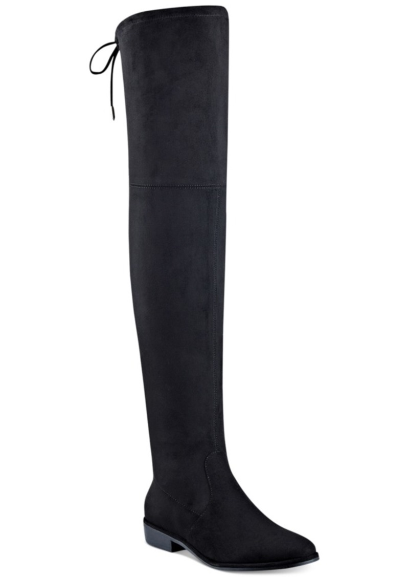 Marc Fisher Humor Over-The-Knee Boots, Created for Macy's Women's Shoes